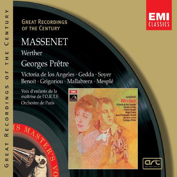 Georges Prêtre/Orchestre de Paris - Massenet:Werther