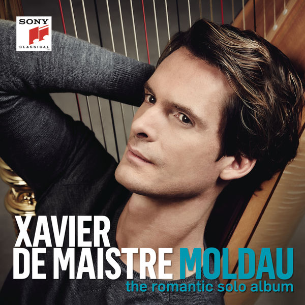 Xavier de Maistre - Moldau - The Romantic Solo Album