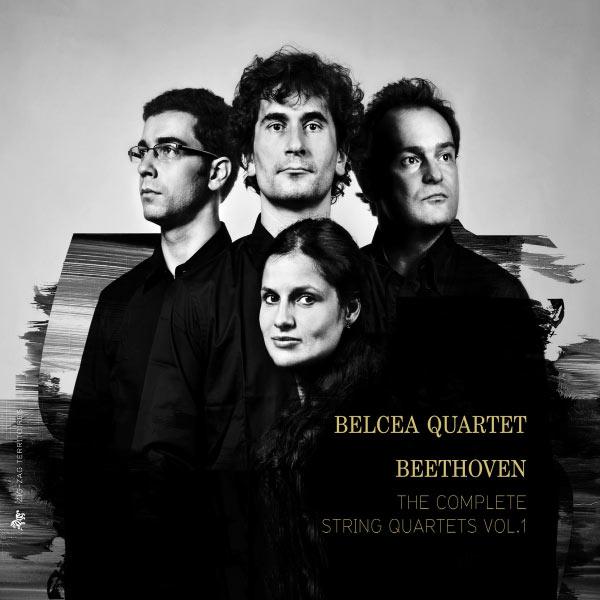 Belcea Quartet - Beethoven: The Complete String Quartets, Vol. 1