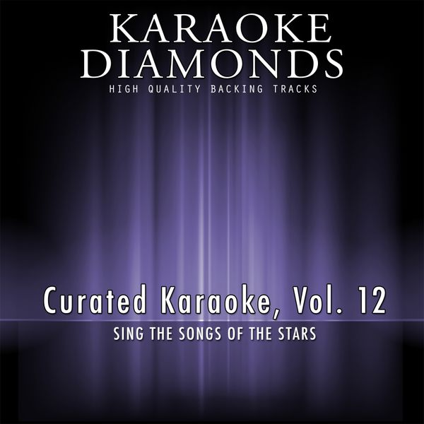 Karaoke Diamonds - Curated Karaoke, Vol. 12