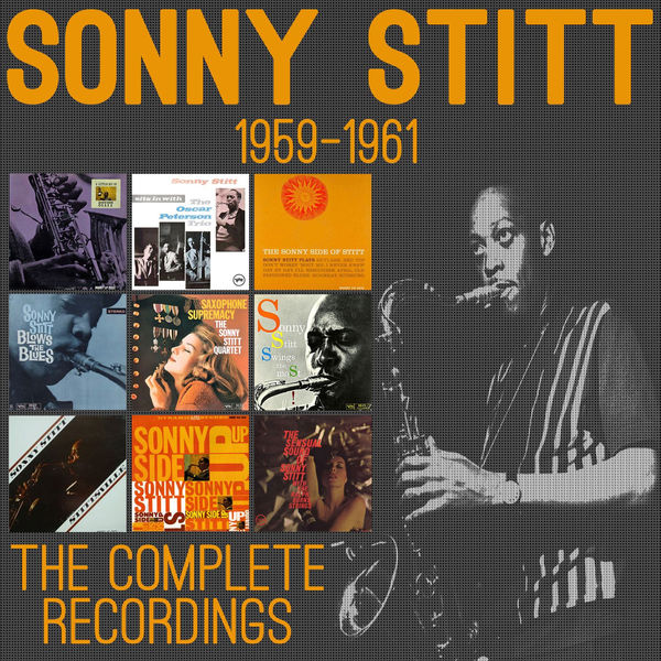 Sonny Stitt - The Complete Recordings: 1959-1961