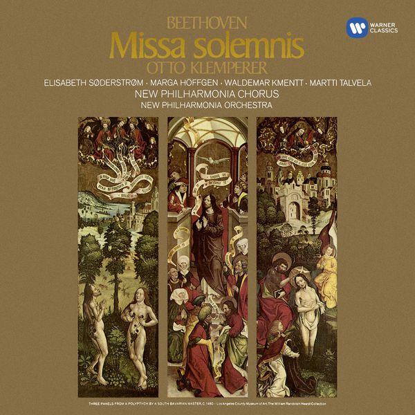 Otto Klemperer - Ludwig van Beethoven : Missa solemnis