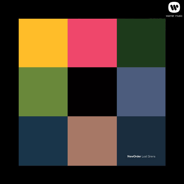 New Order - Lost Sirens