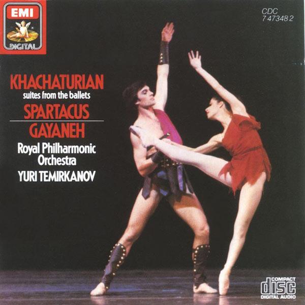 Yuri Temirkanov - Khachaturian: Spartacus & Gayaneh - Suites from the Ballets