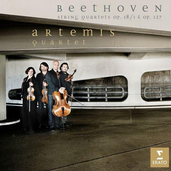 Quatuor Artemis - Beethoven : String Quartets Op.18/1 and Op.127 (Beethoven volume 6)