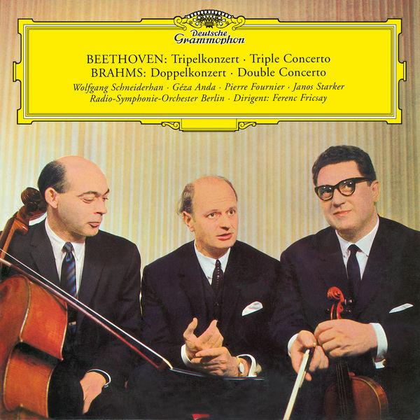 Geza Anda - Beethoven: Triple Concerto / Brahms: Double Concerto