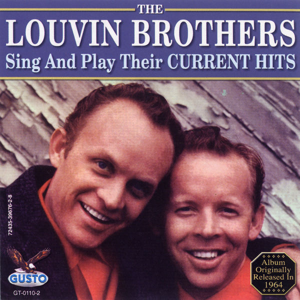 The Louvin Brothers - Sing And Play Their Current Hits