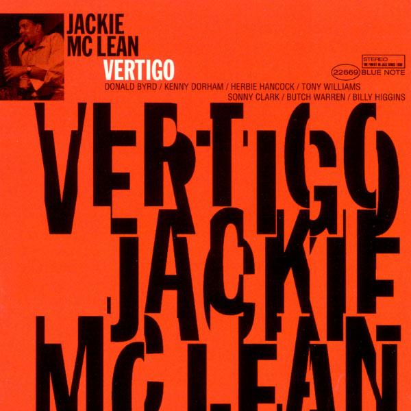 Jackie McLean - Vertigo