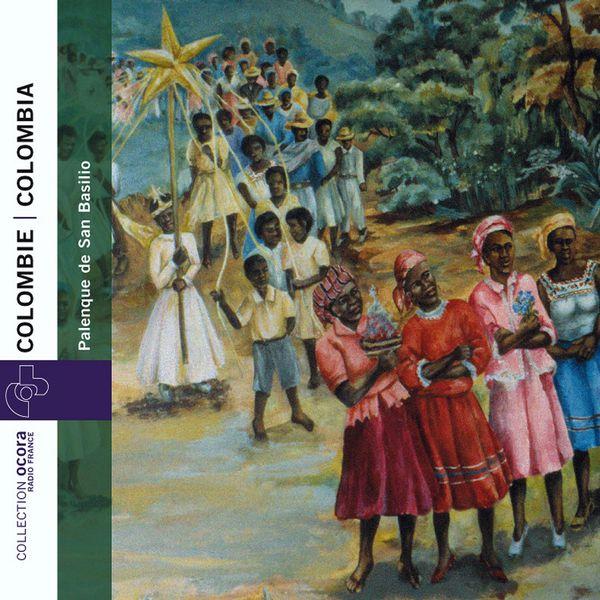 Various Interprets - Colombie - Palenque de San Basilio