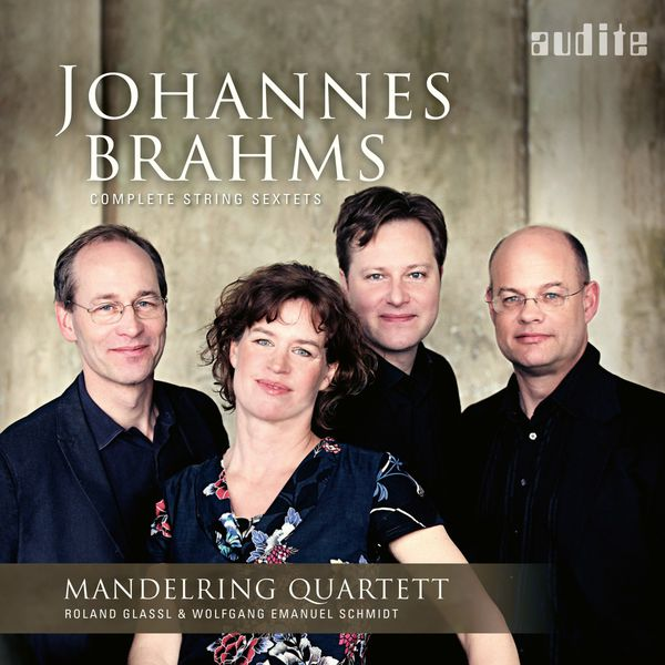 Mandelring Quartett - Brahms: Complete String Sextets