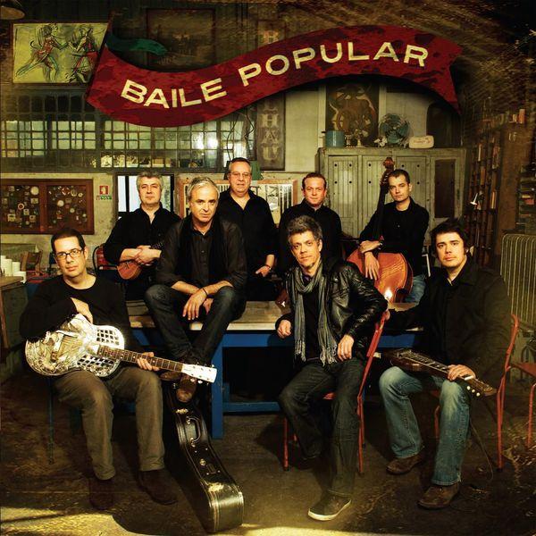 Baile Popular - Baile Popular (2010)