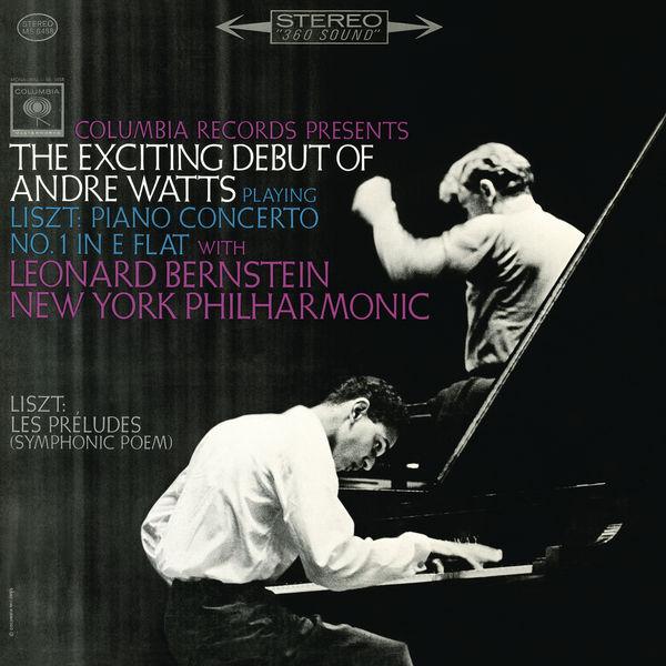 André Watts - Liszt: Piano Concerto No. 1 in E-Flat Major, S. 124 & Les Préludes, S. 97 ((Remastered))