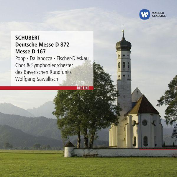 Wolfgang Sawallisch - Schubert: Deustche Messe