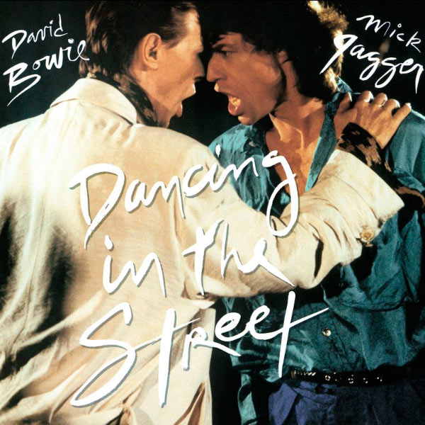 David Bowie - Dancing In The Street E.P.