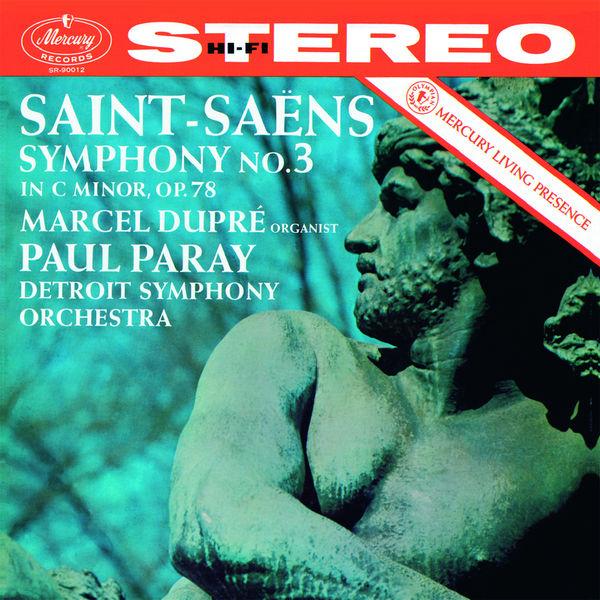 Marcel Dupré - Saint-Saëns: Symphony No.3 in C Minor