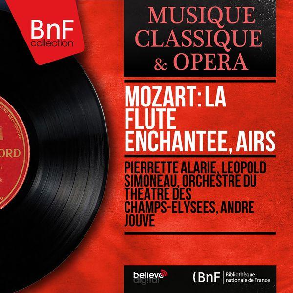 Pierrette Alarie - Mozart: La flûte enchantée, airs (Mono Version)