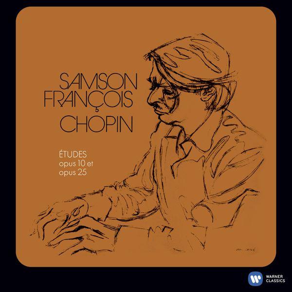 Samson François - Chopin: Etudes, Op.10 & 24 (2011 - Remaster)
