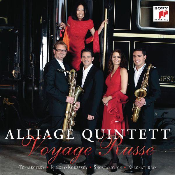 Alliage Quintett - Voyage Russe