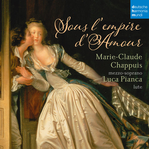 Marie-Claude Chappuis - Sous l'Empire d'Amour - French Songs