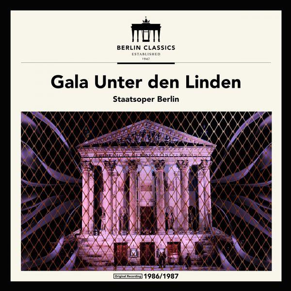 Staatskapelle Berlin - Gala Unter Den Linden