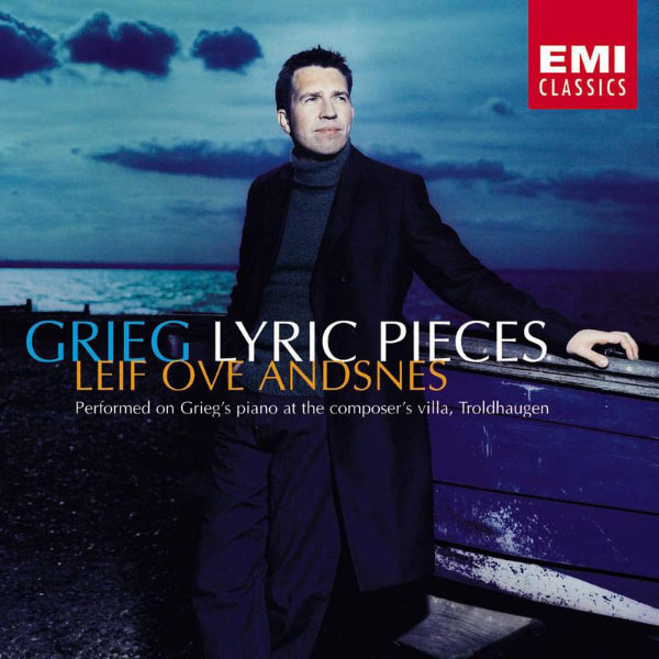Leif Ove Andsnes - Grieg : Lyric Pieces