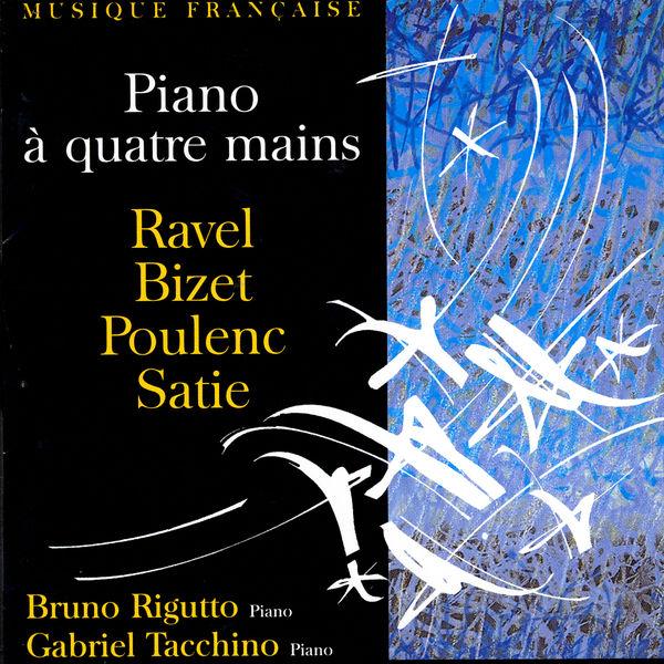 Bruno Rigutto - Piano A Quatre Mains