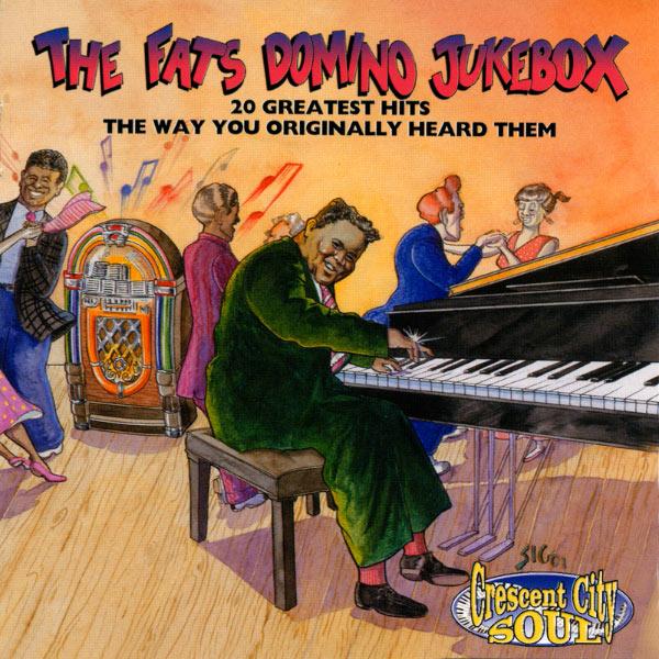 Fats Domino - The Fats Domino Jukebox: 20 Greatest Hits The Way You Originally Heard Them