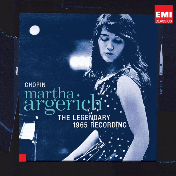 Martha Argerich - The Legendary 1965 Chopin Recording