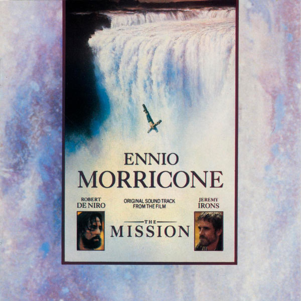 "Ennio Morricone - Bande Originale du film ""The Mission"" (1986)"