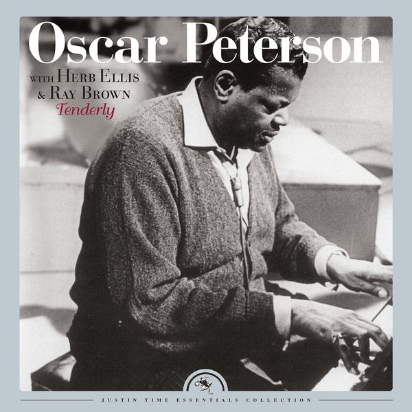 Oscar Peterson - Tenderly (with Herb Ellis & Ray Brown) [Live] [2016 Remastered]