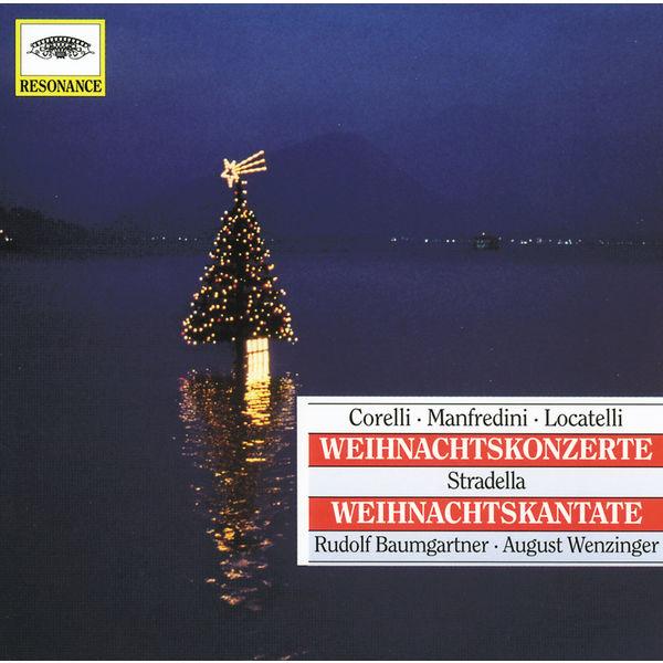 Rudolf Baumgartner - Corelli / Manfredini / Locatelli: Christmas Concertos