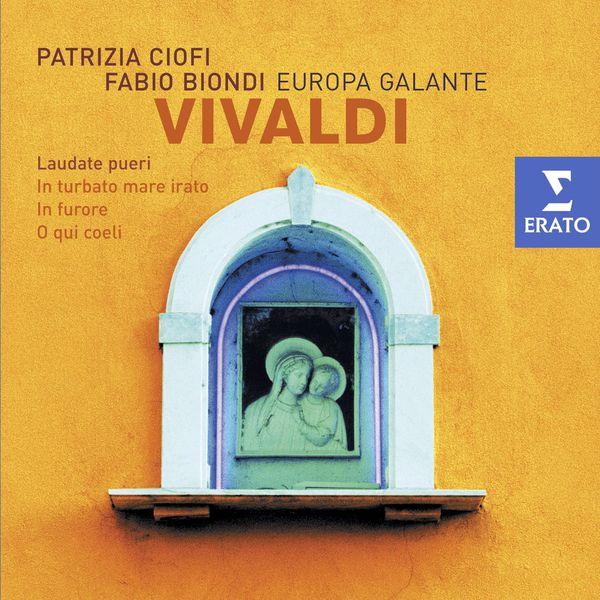 Patrizia Ciofi/Europa Galante/Fabio Biondi - Vivaldi: Motets