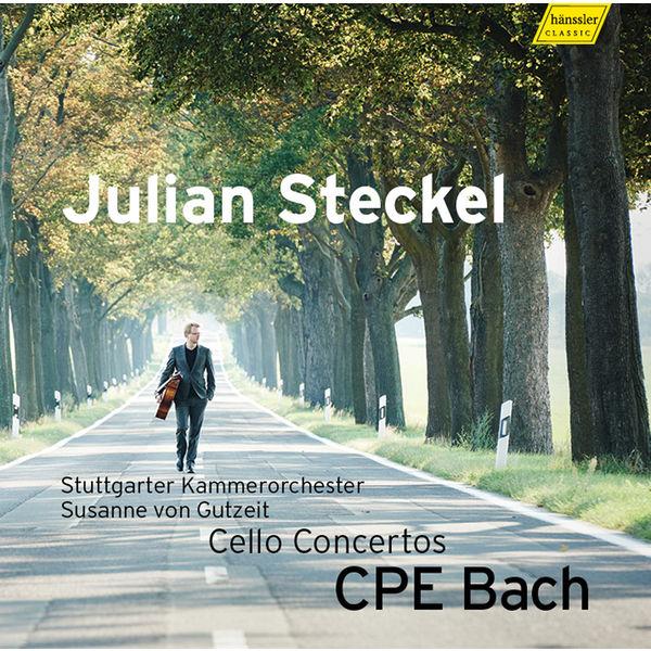 Julian Steckel - C.P.E. Bach: Cello Concertos