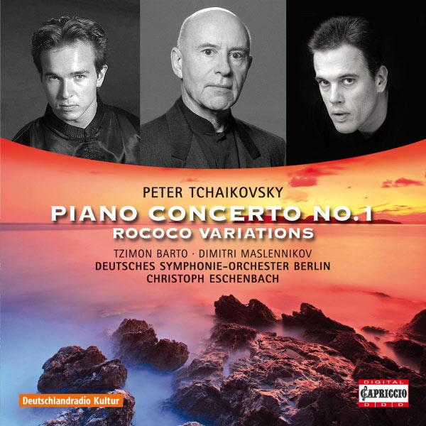 Tzimon Barto - Concerto pour piano n°1 - Variations rococo
