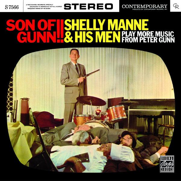 Shelly Manne - Son Of Gunn!!