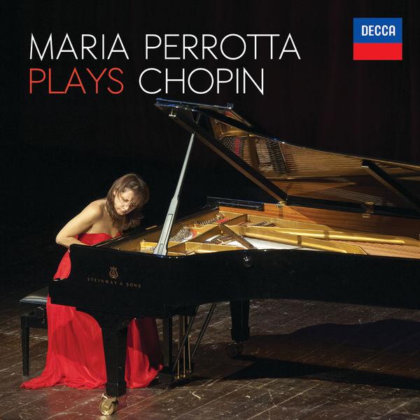 Maria Perrotta - Maria Perrotta Plays Chopin
