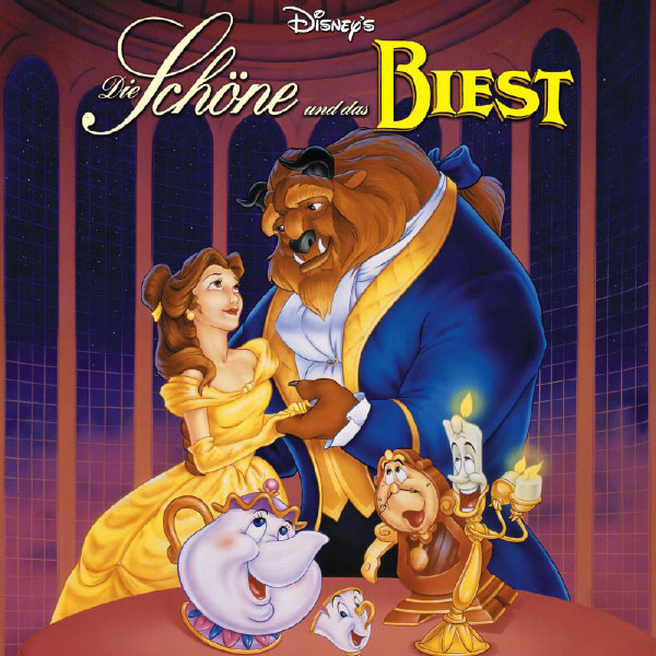 Various Artists - Beauty And The Beast Original Soundtrack Special Edition