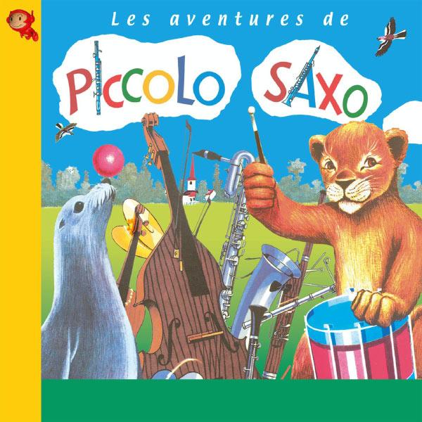 François Périer - Les Aventures de Piccolo Saxo