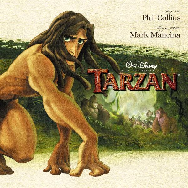 Various Artists - Tarzan Original Soundtrack