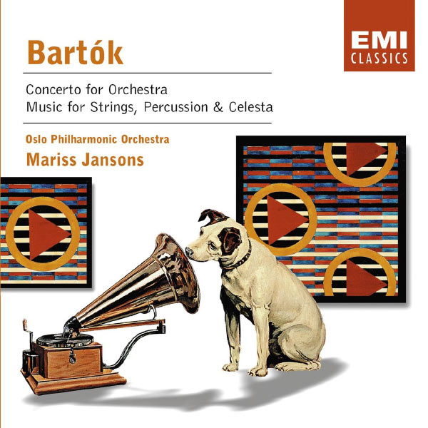 Oslo Philharmonic Orchestra - Bartók: Orchestral Works