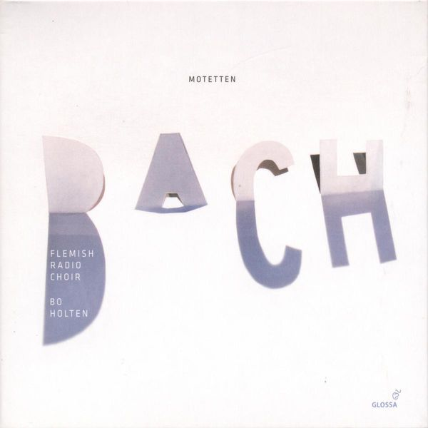 Flemish Radio Choir - Bach, J.S.: Motets