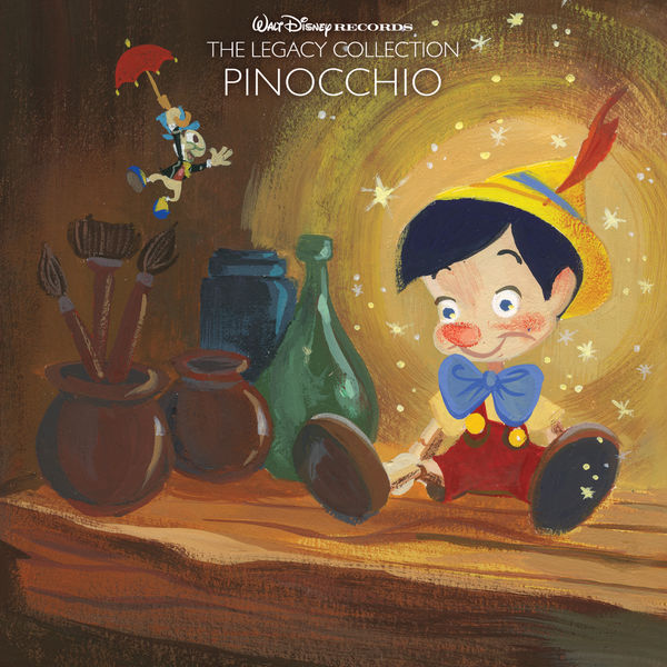 Various Artists - Pinocchio - Walt Disney Records The Legacy Collection