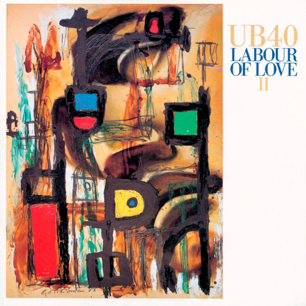 Album Labour Of Love II, UB40 | Qobuz: download and