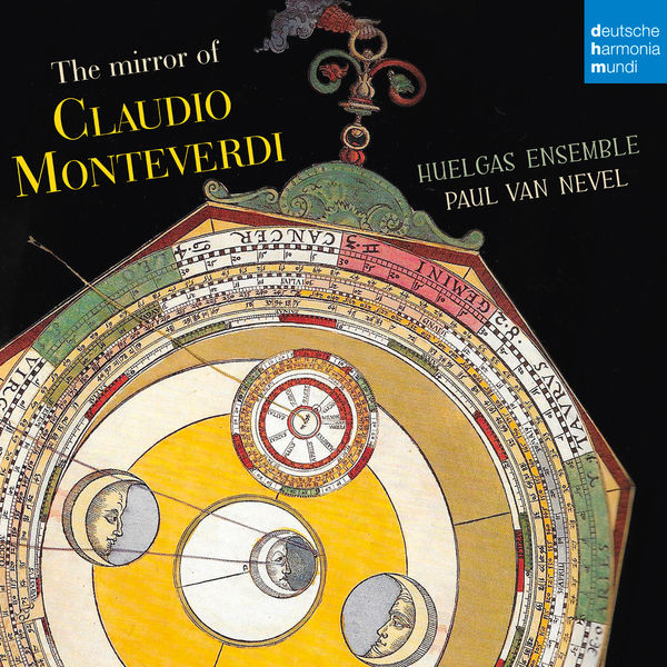 Paul Van Nevel - The Mirror of Claudio Monteverdi