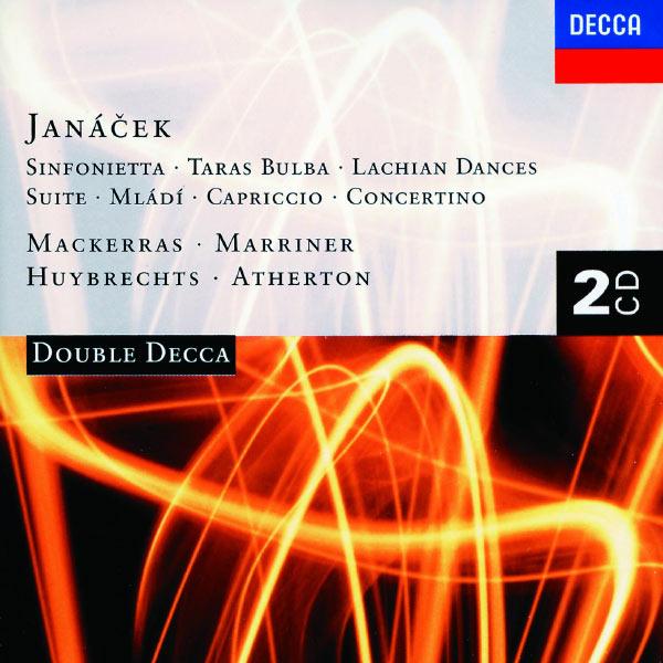 Charles Mackerras - Janácek: Sinfonietta/Taras Bulba/Mládi etc.