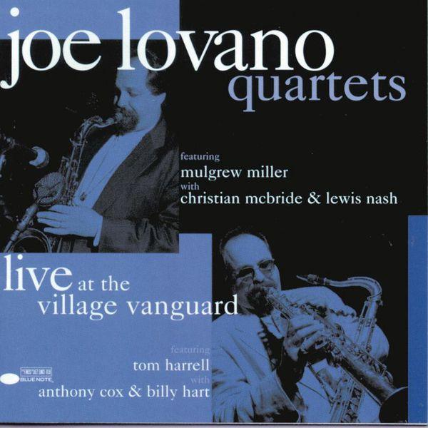 Joe Lovano - Live At The Village Vanguard
