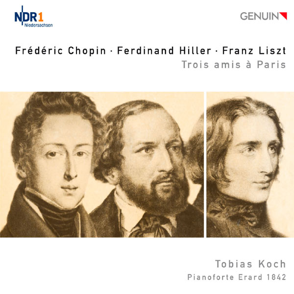 Tobias Koch - Trois amis à Paris