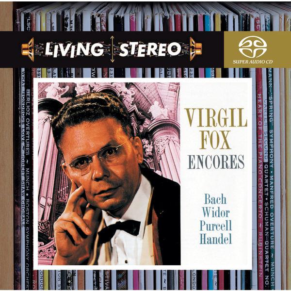 Virgil Fox - Encores