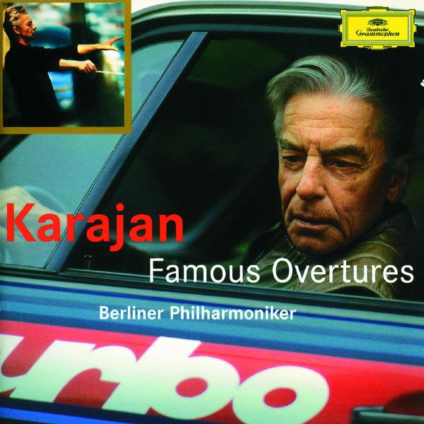 Herbert von Karajan|Karajan - Famous Overtures