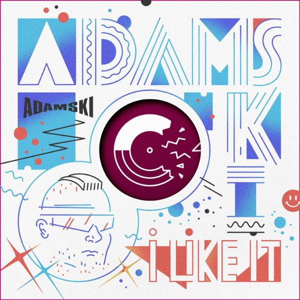 Adamski - I Like It - EP